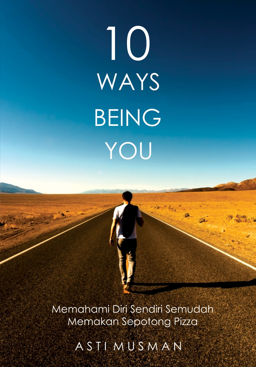 10 ways being you [sumber elektronis]
