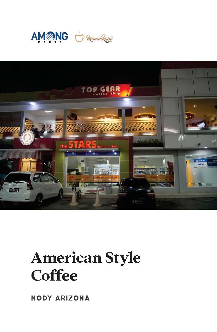 American style coffee [sumber elektronis]