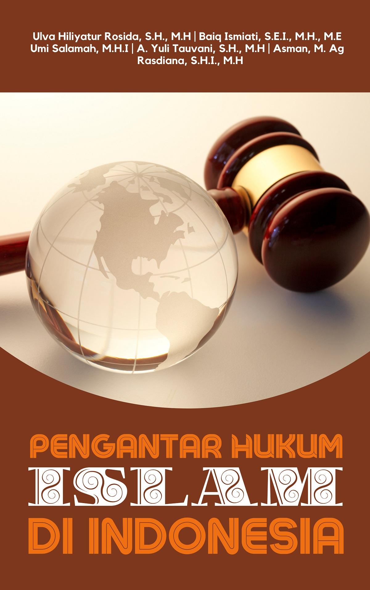 Pengantar hukum Islam di Indonesia [sumber elektronis]