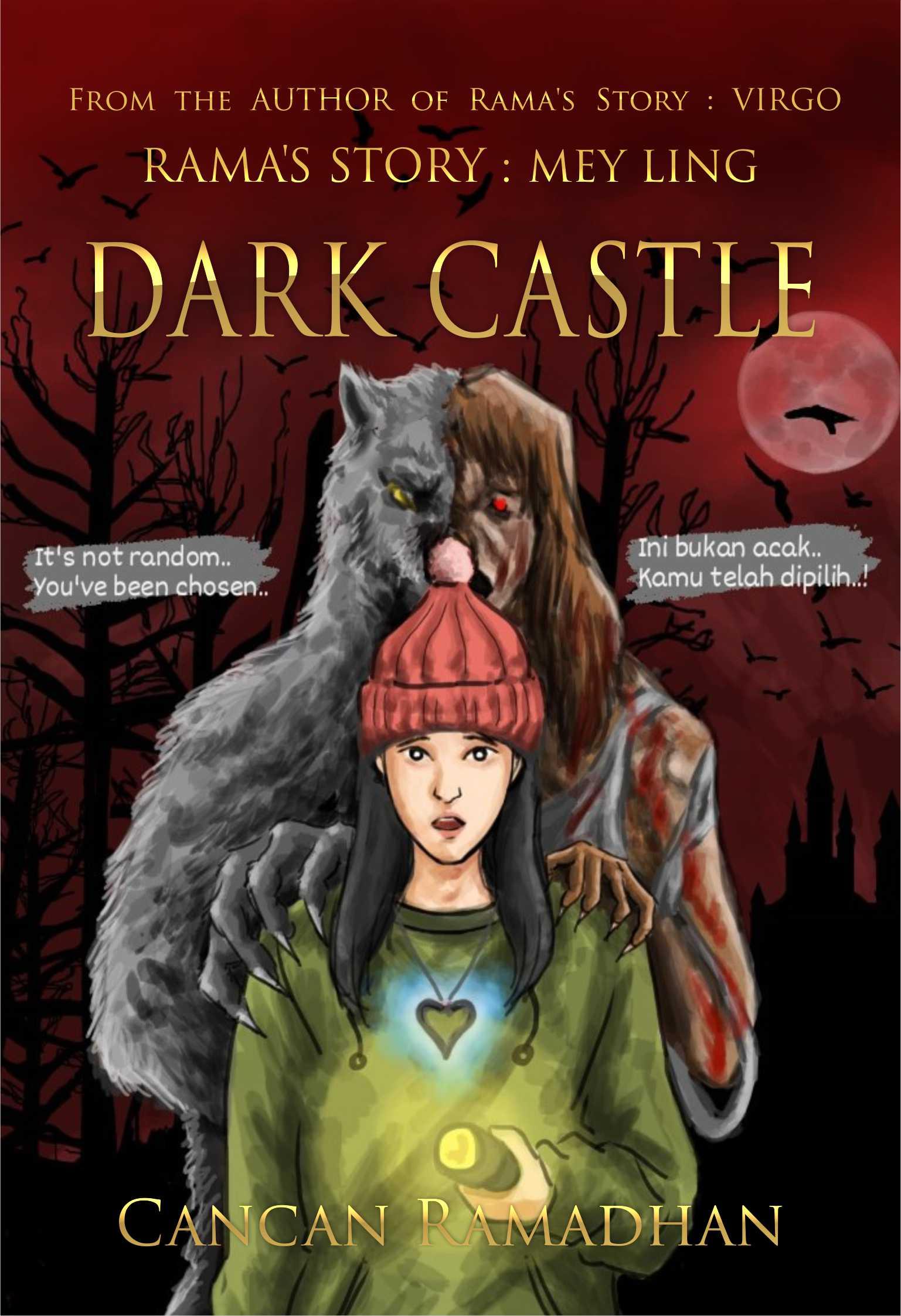 Rama's story [sumber elektronis] : Mey Ling dark castle