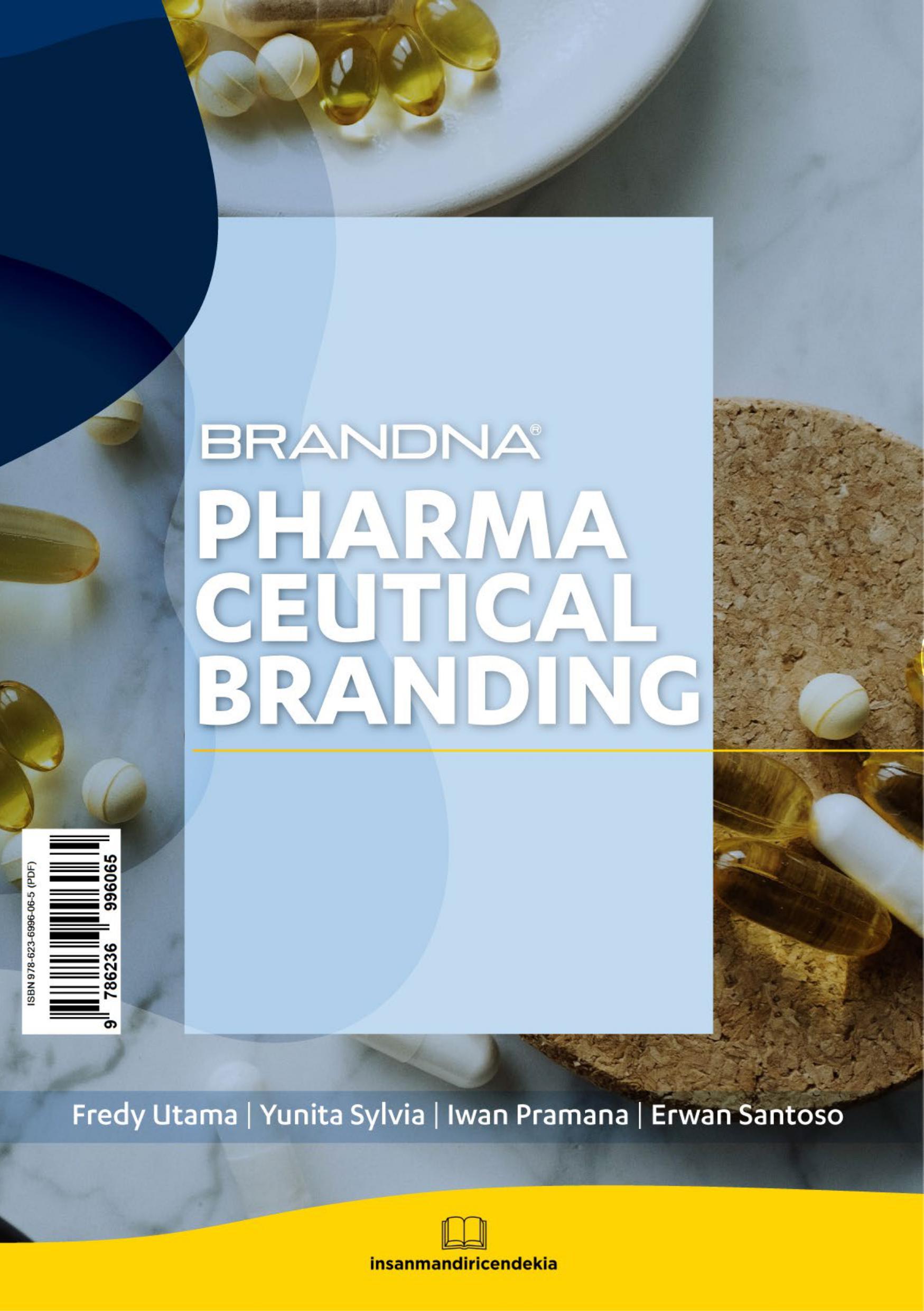 Pharmaceutical branding [sumber elektronis]