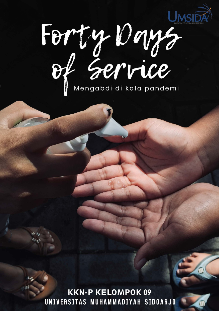 Forty days of service [sumber elektronis]