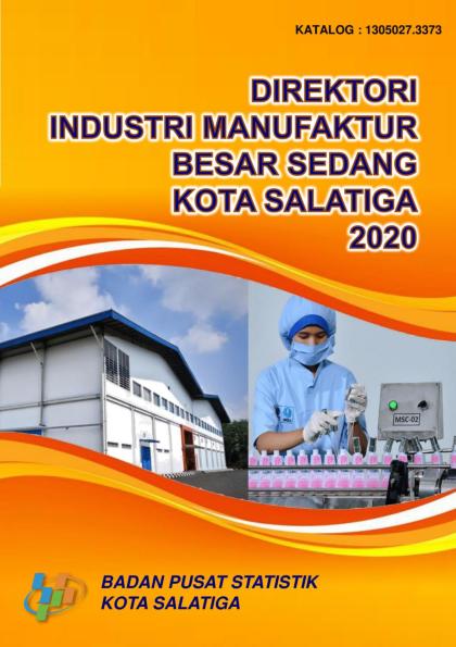 Direktori industri manufaktur Kota Salatiga 2020