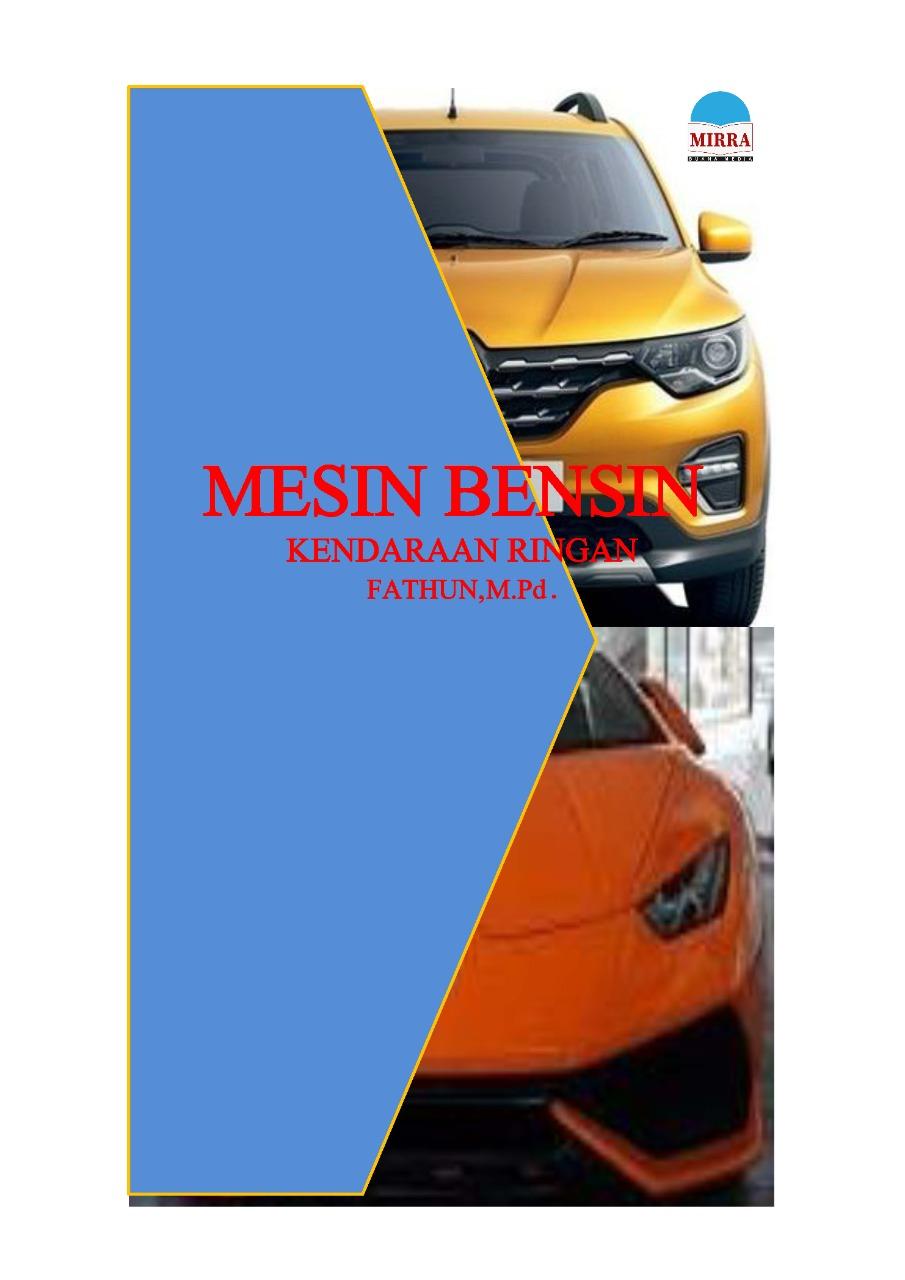 Mesin bensin kendaraan ringan [sumber elektronis]