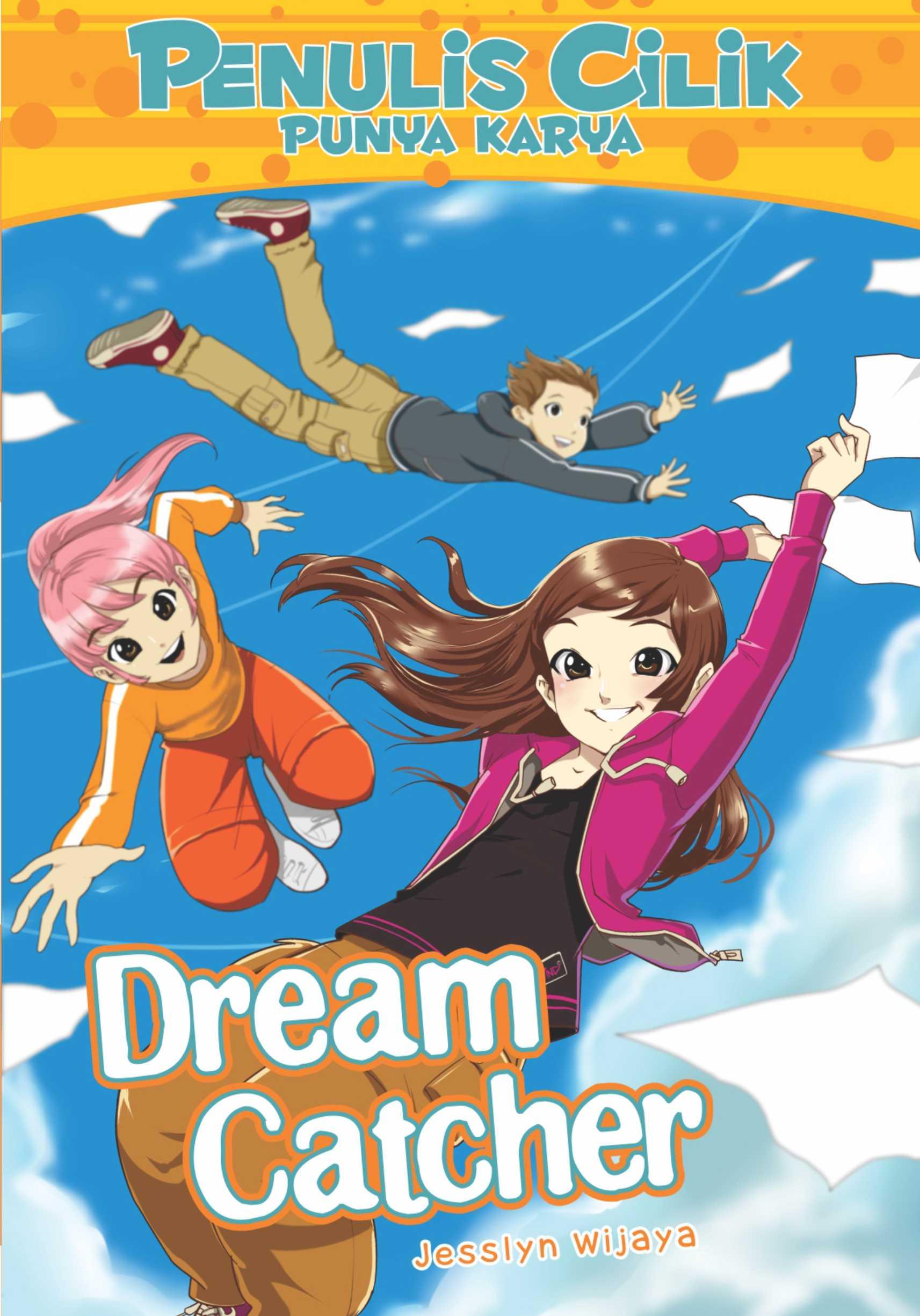 Dream catcher [sumber elektronis]