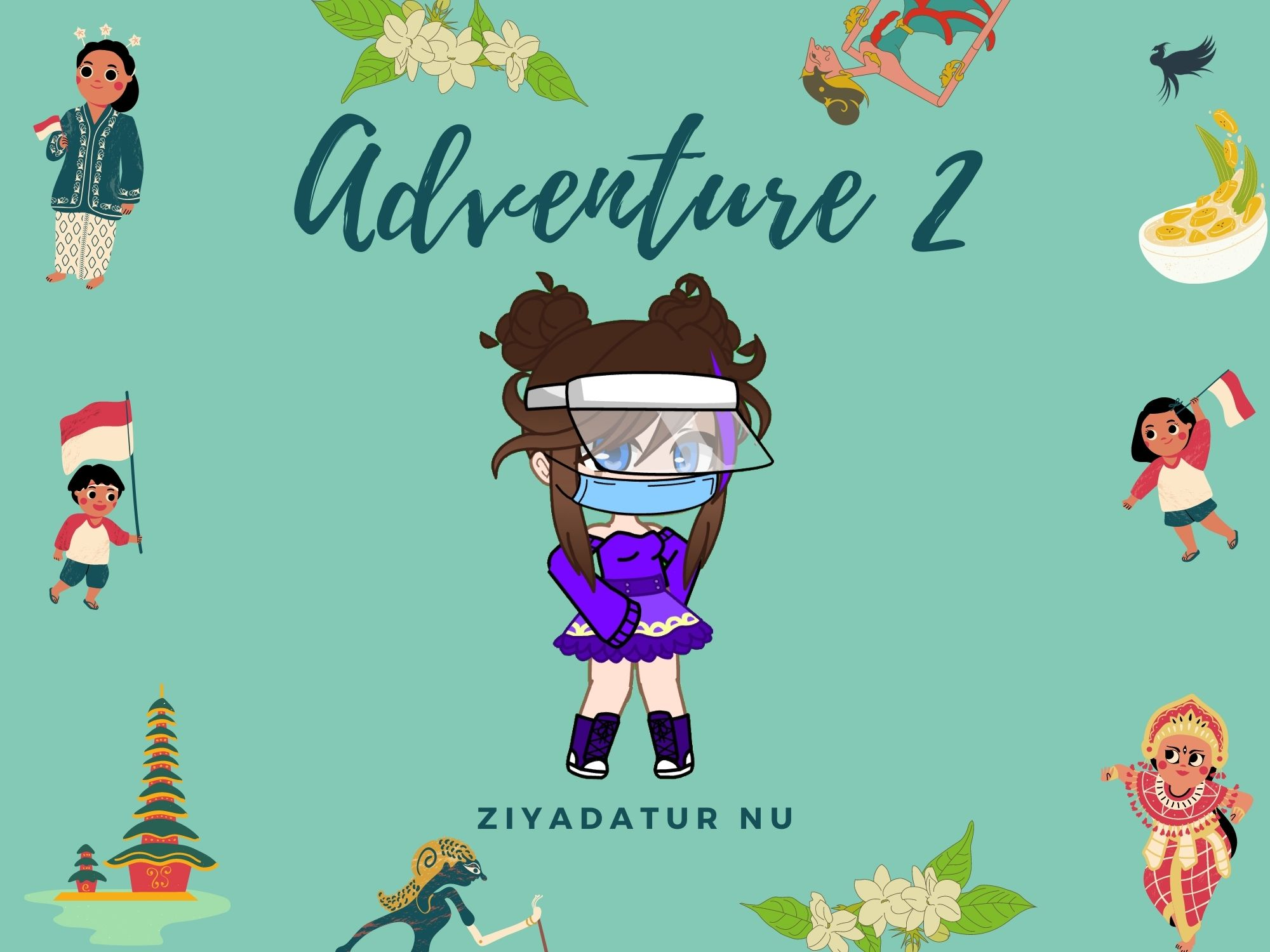 Adventure 2 [sumber elektronis]