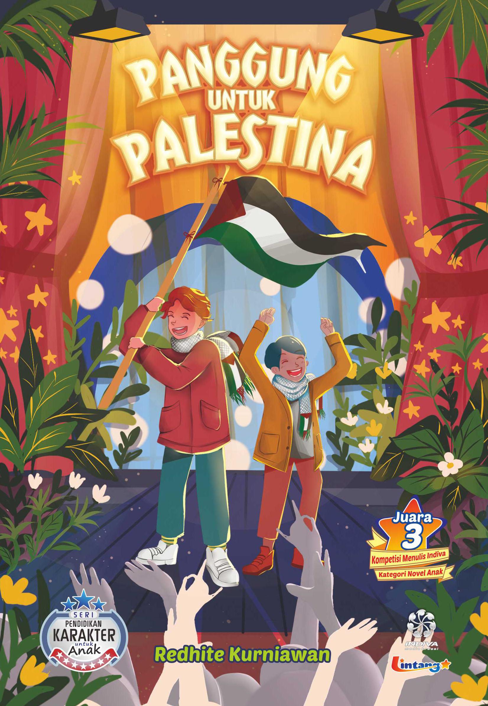 Panggung untuk Palestina [sumber elektronis]