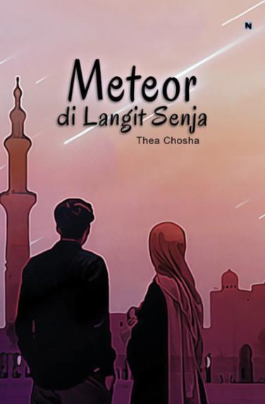Meteor di langit senja [sumber elektronis]