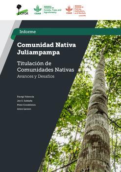 Comunidad nativa juliampampa [sumber elektronis] : titulacion de comunidades nativas avances y desafios