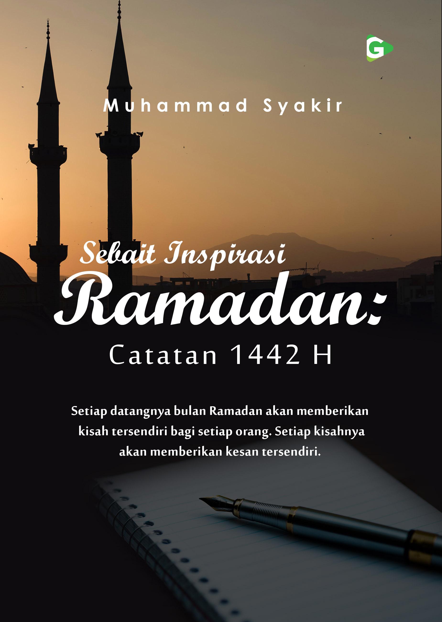 Sebait inspirasi Ramadan [sumber elektronis] : catatan 1442 H