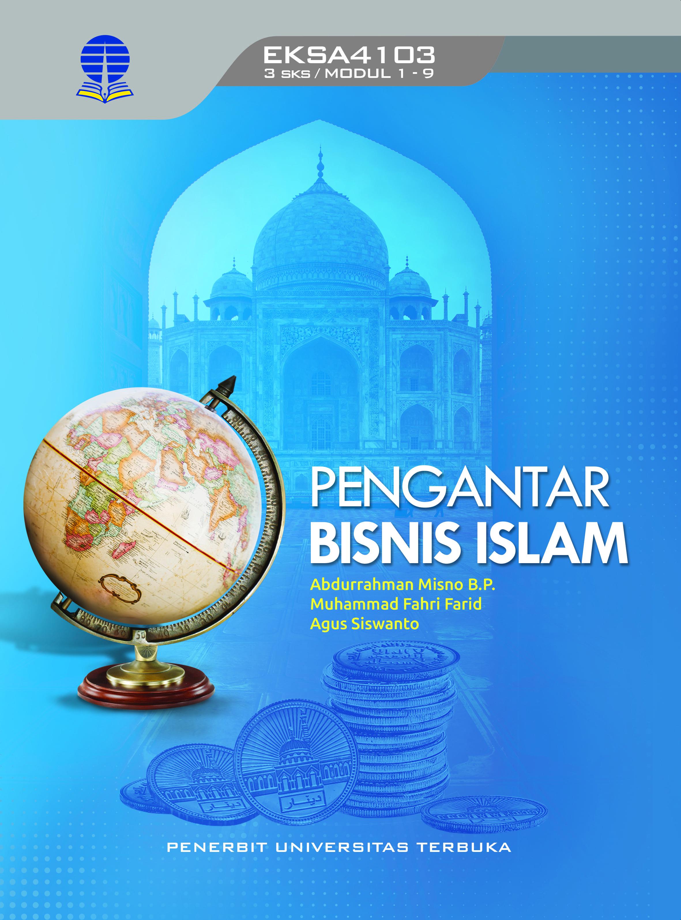 Pengantar bisnis Islam [sumber elektronis]