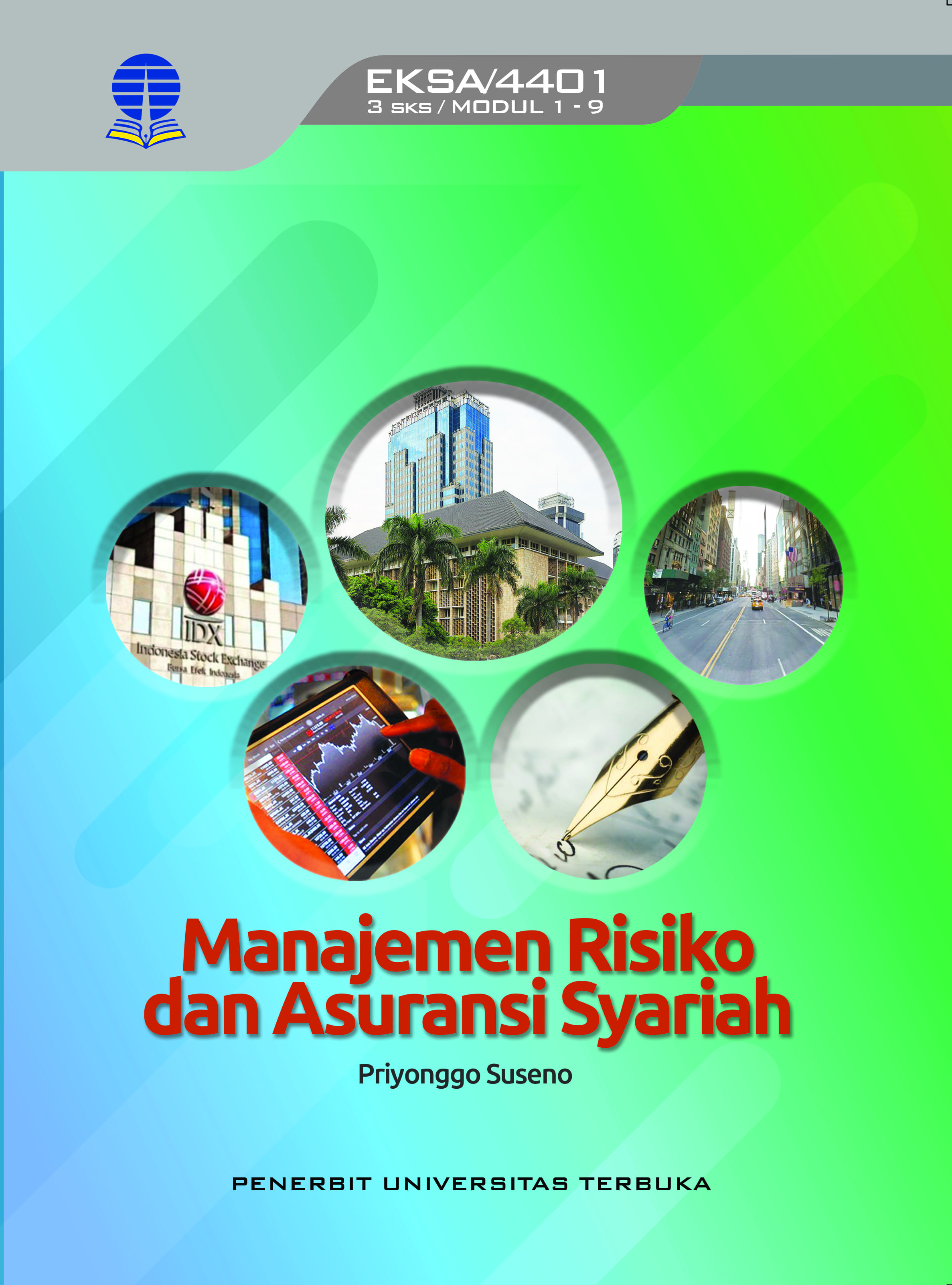 Manajemen resiko dan asuransi syariah [sumber elektronis]
