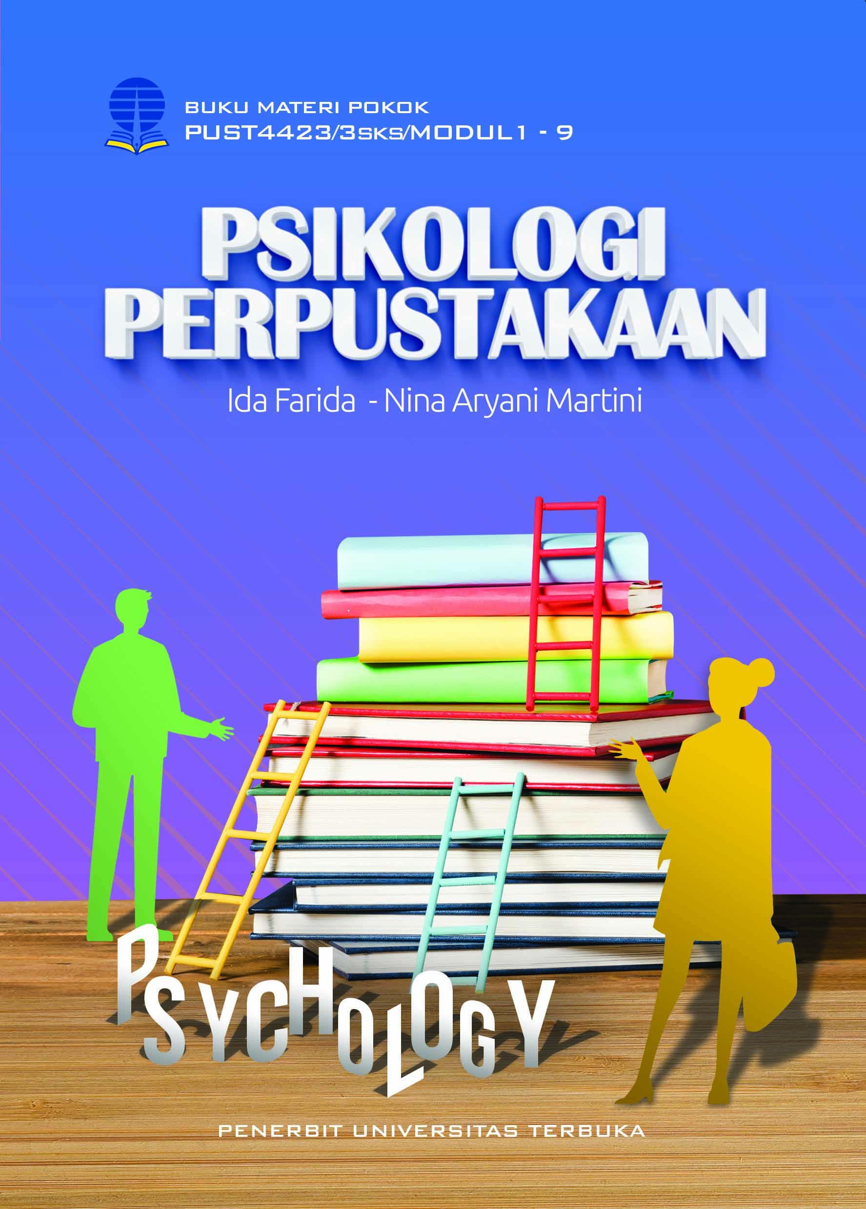 Psikologi perpustakaan [sumber elektronis]
