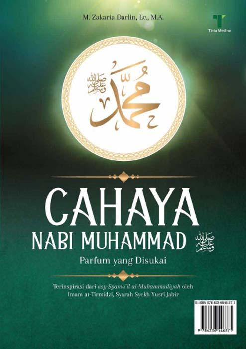 Cahaya Nabi Muhammad SAW. [sumber elektronis] : parfum yang disukai
