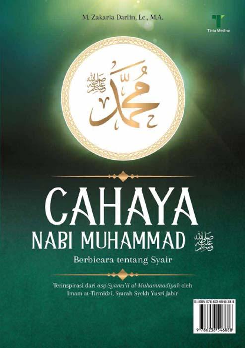 Cahaya Nabi Muhammad SAW. [sumber elektronis] : berbicara tentang syair