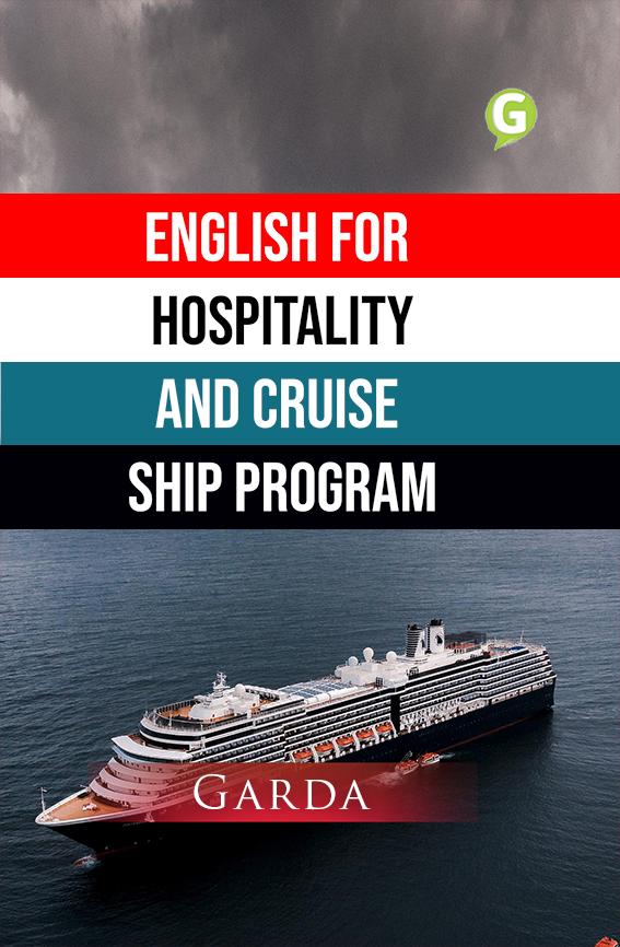 English for hospitality and cruise ship program [sumber elektronis]