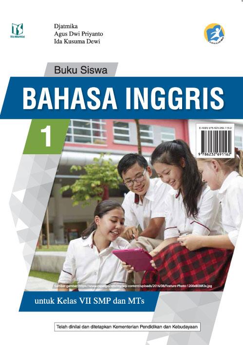 Bahasa Inggris [sumber elektronis] : buku siswa untuk kelas VII SMP dan MTs