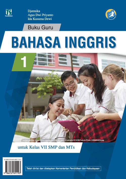 Bahasa Inggris  [sumber elektronis] : buku guru untuk kelas VII SMP dan MTs