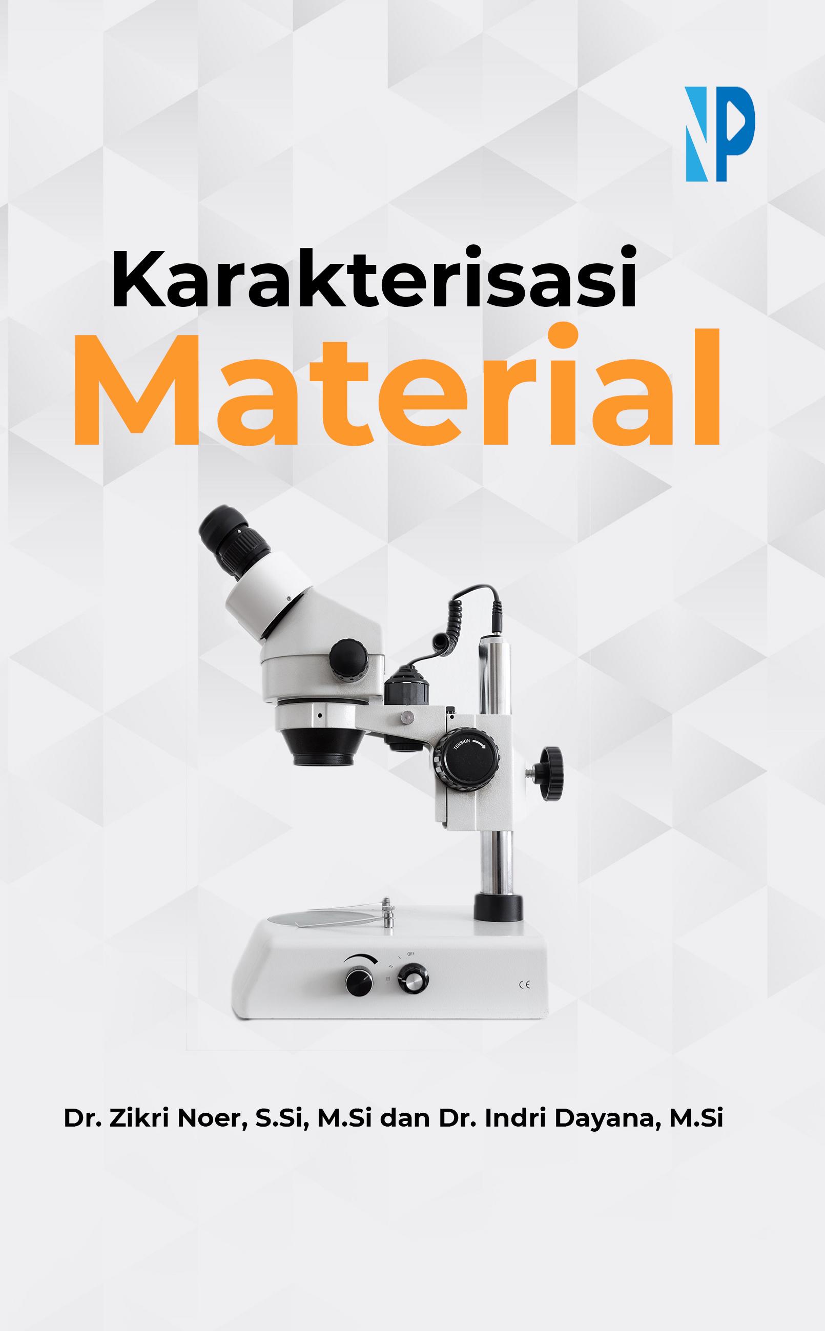Karakterisasi material [sumber elektronis]