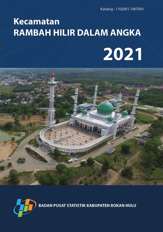 Kecamatan Rambah Hilir dalam angka 2021 [sumber elektronis]