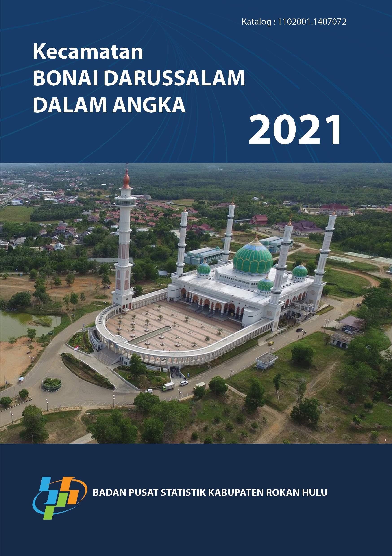 Kecamatan Bonai Darussalam dalam angka 2021 [sumber elektronis]