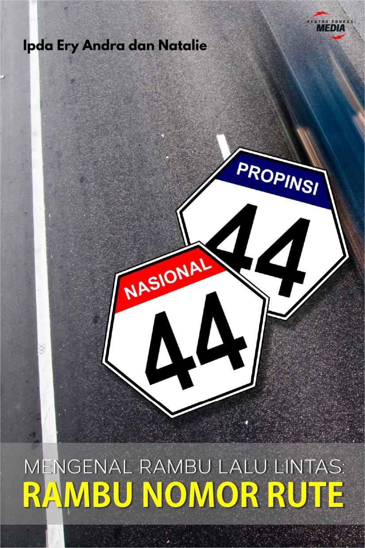 Nomor rute [sumber elektronis] : mengenal rambu lalu lintas