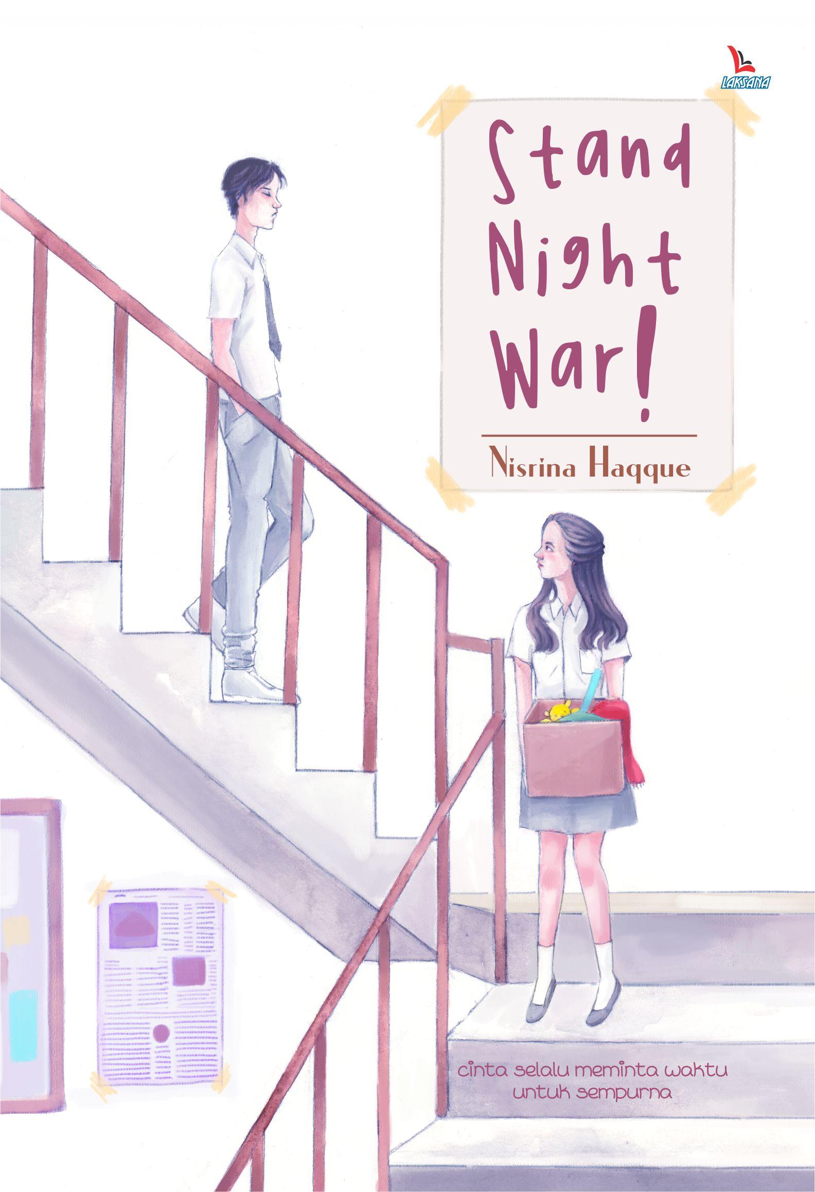 Stand night war [sumber elektronis]