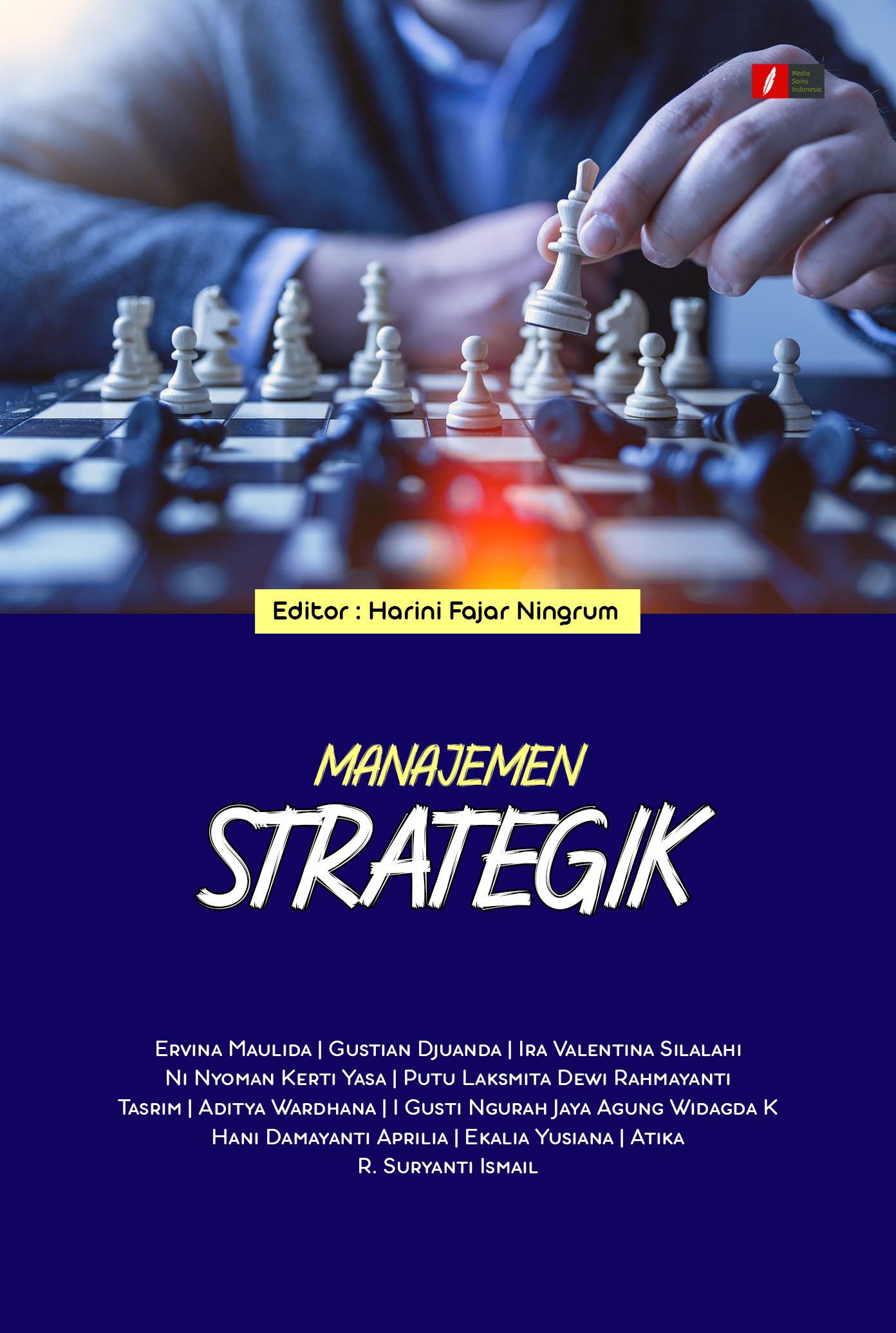 Manajemen strategik [sumber elektronis]