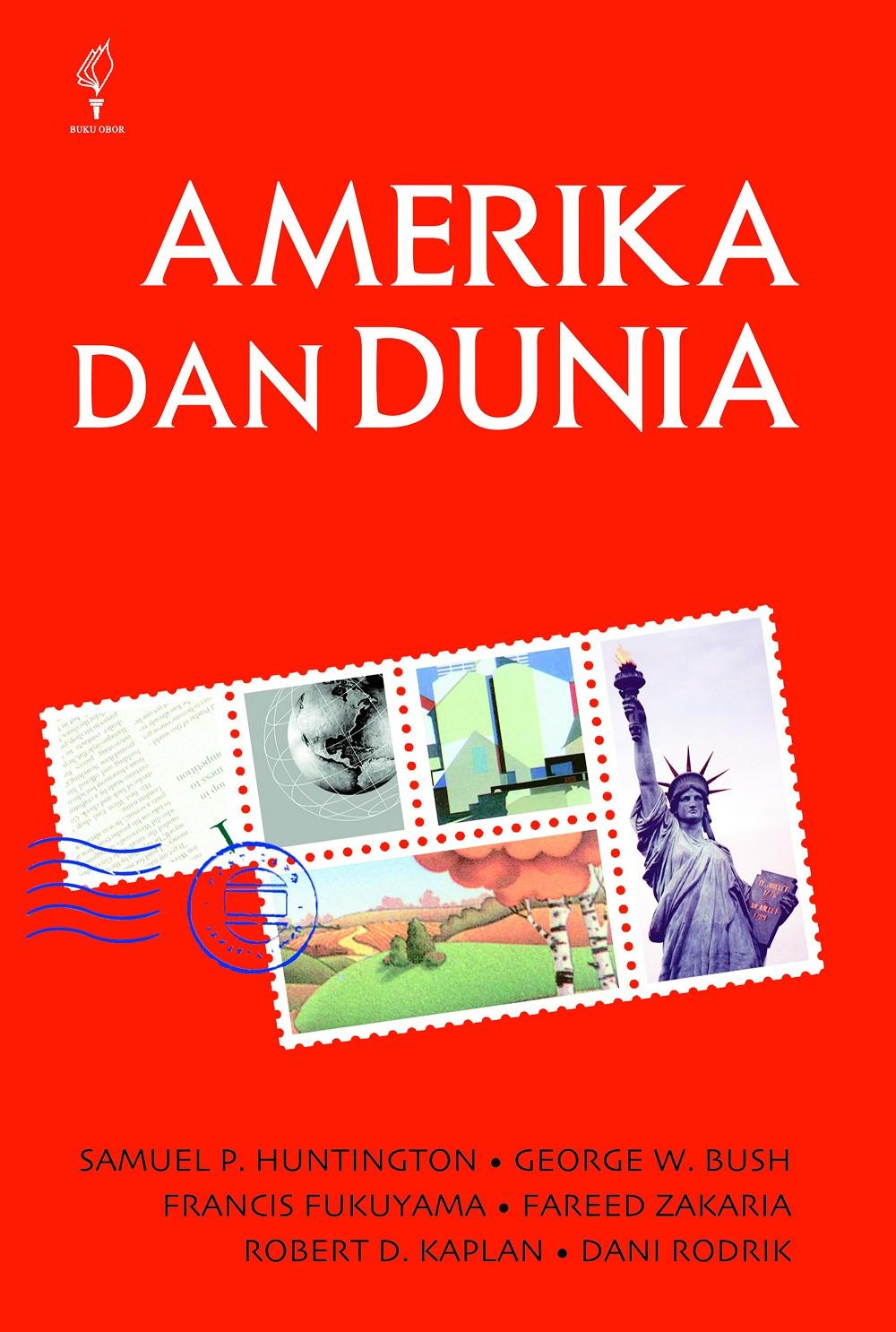 Amerika dan dunia [sumber elektronis] : memperdebatkan bentuk baru politik internasional