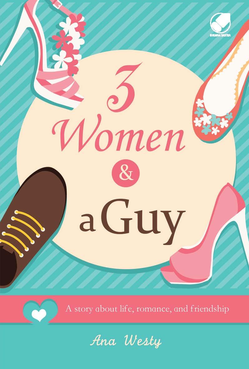 3 women & a guy [sumber elektronis]