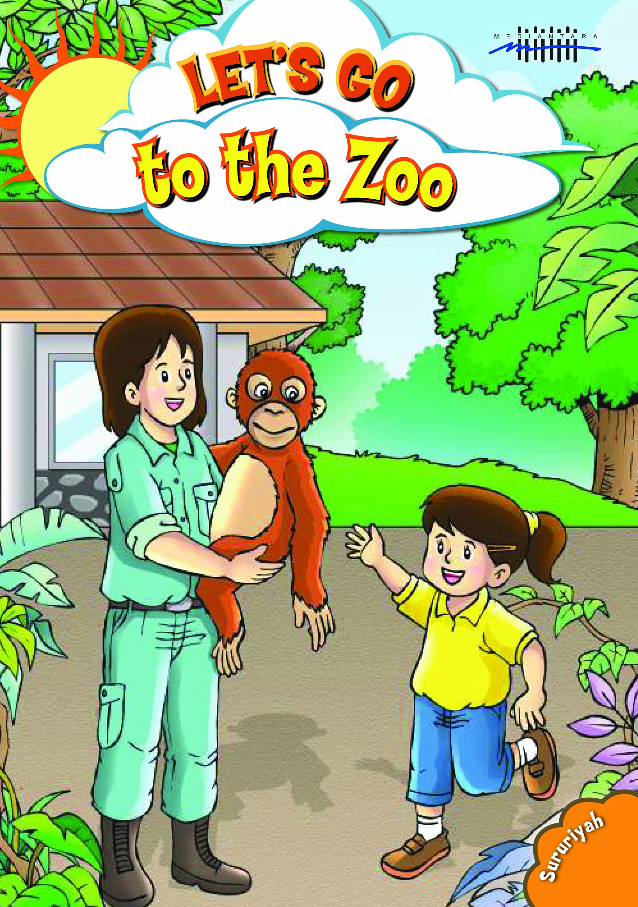Let's go to the zoo [sumber elektronis]