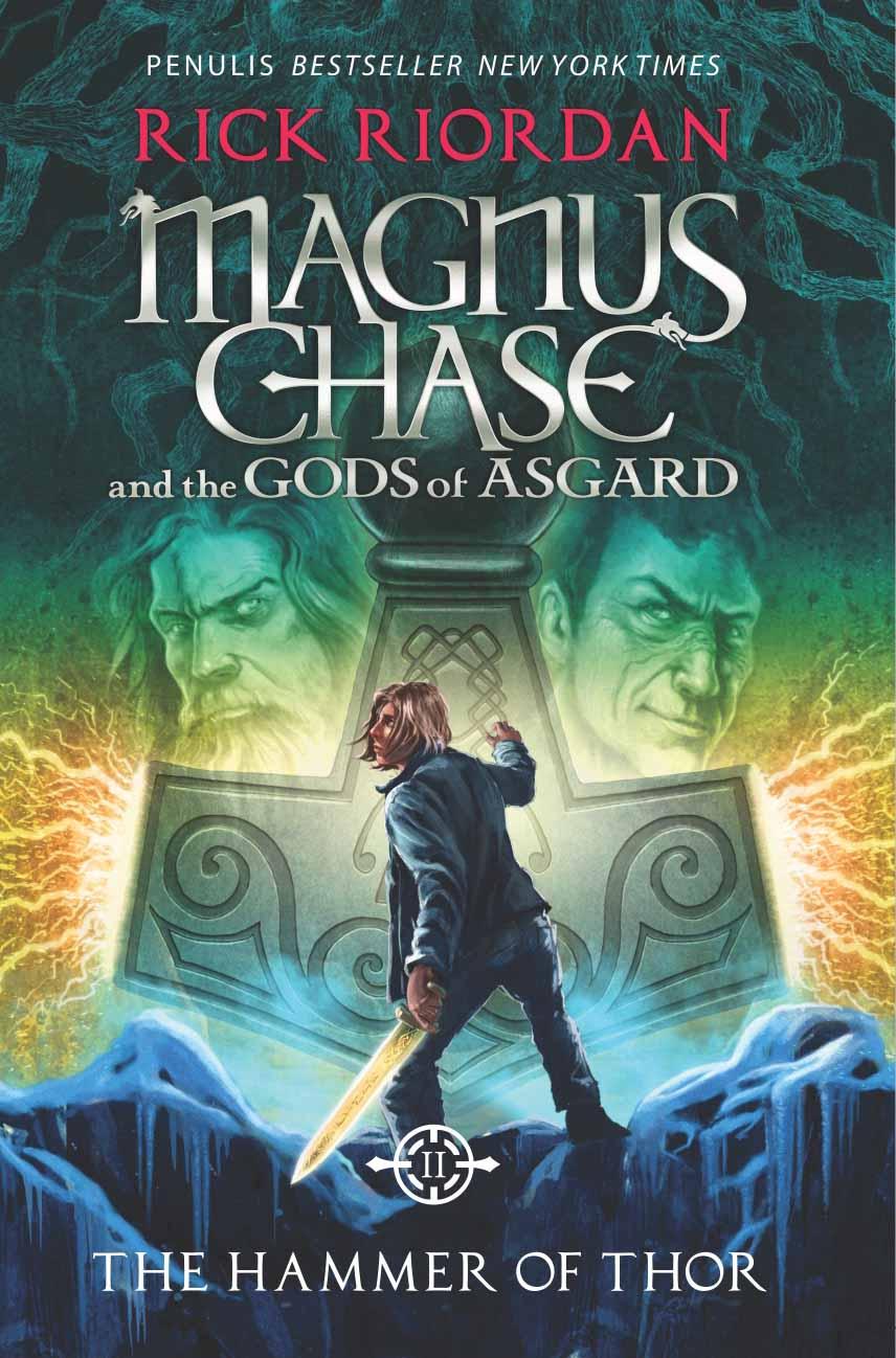 Magnus chase 2: the hammer of thor [sumber elektronis]