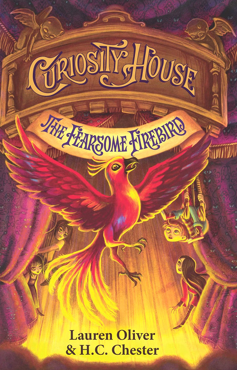 Curiosity house #3 : fearsome firebird [sumber elektronis]