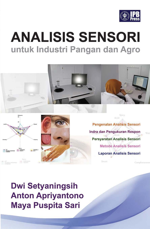 Analisis sensori [sumber elektronis]: untuk industri agro & pangan