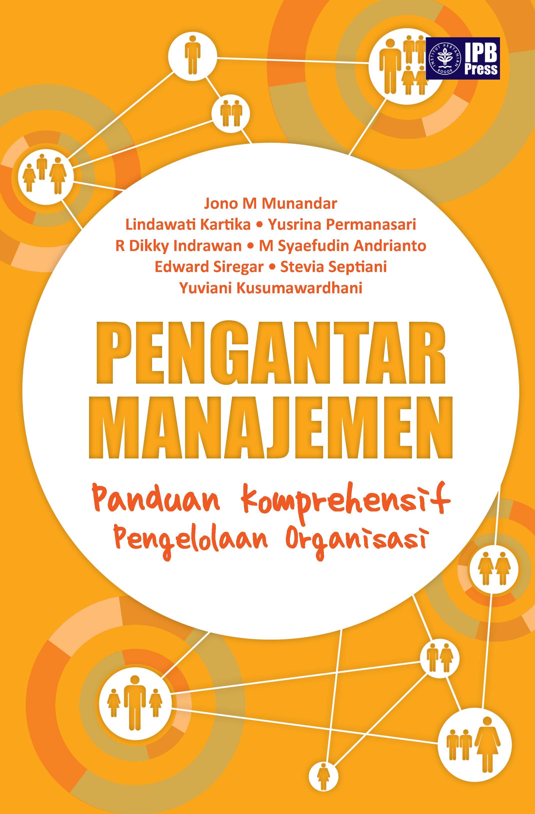 Pengantar manajemen [sumber elektronis] :
