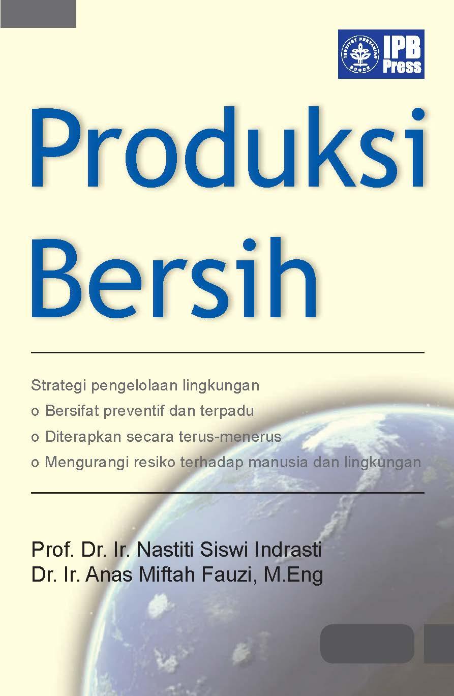 Produksi bersih [sumber elektronis]