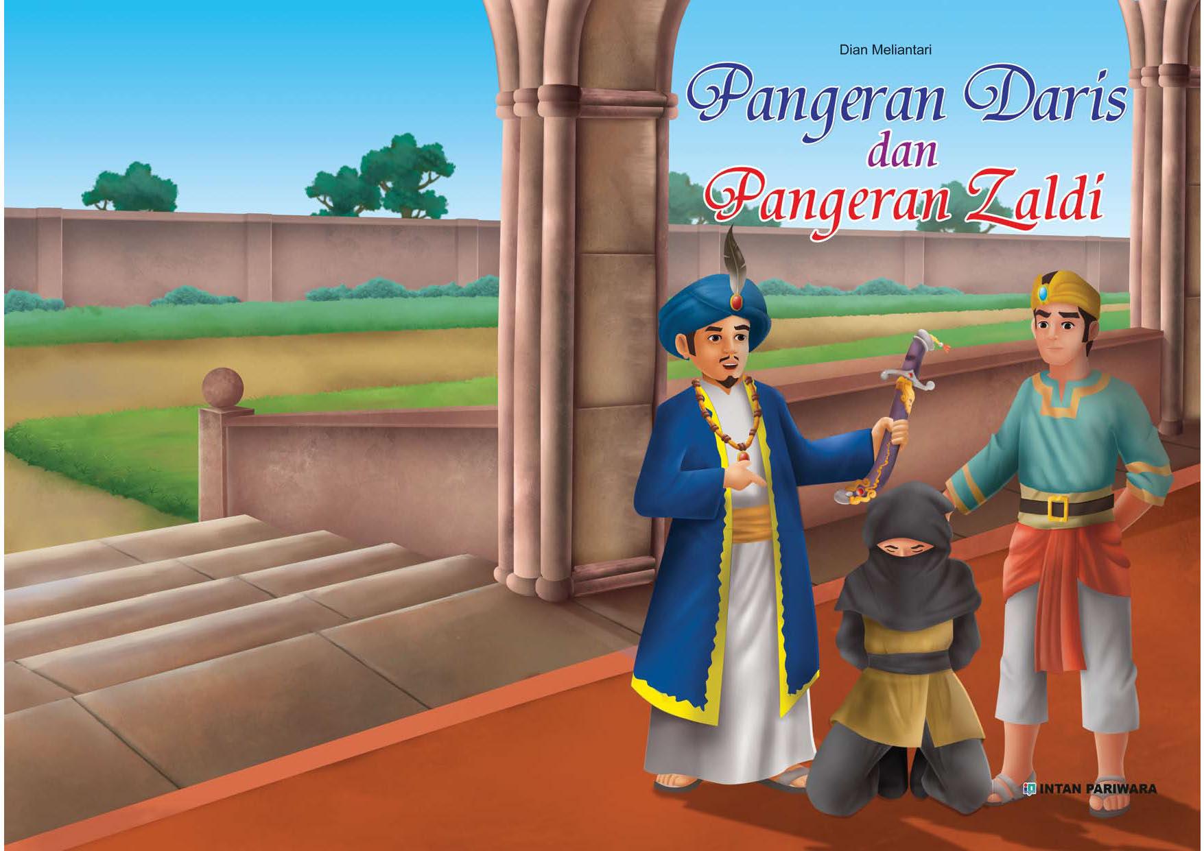 Pangeran Daris dan Pangeran Zaldi [sumber elektronis]