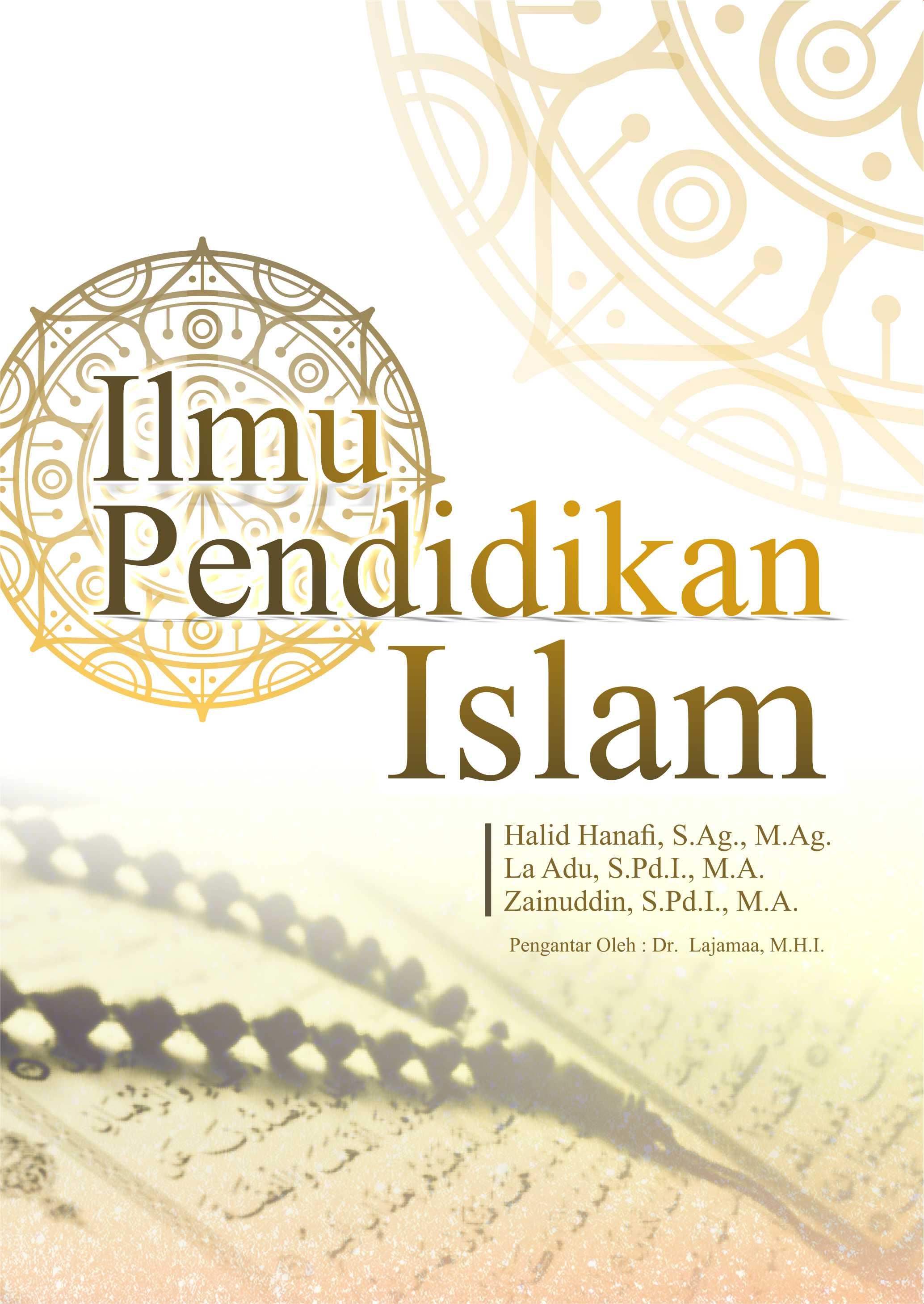 Ilmu pendidikan Islam [sumber elektronis]