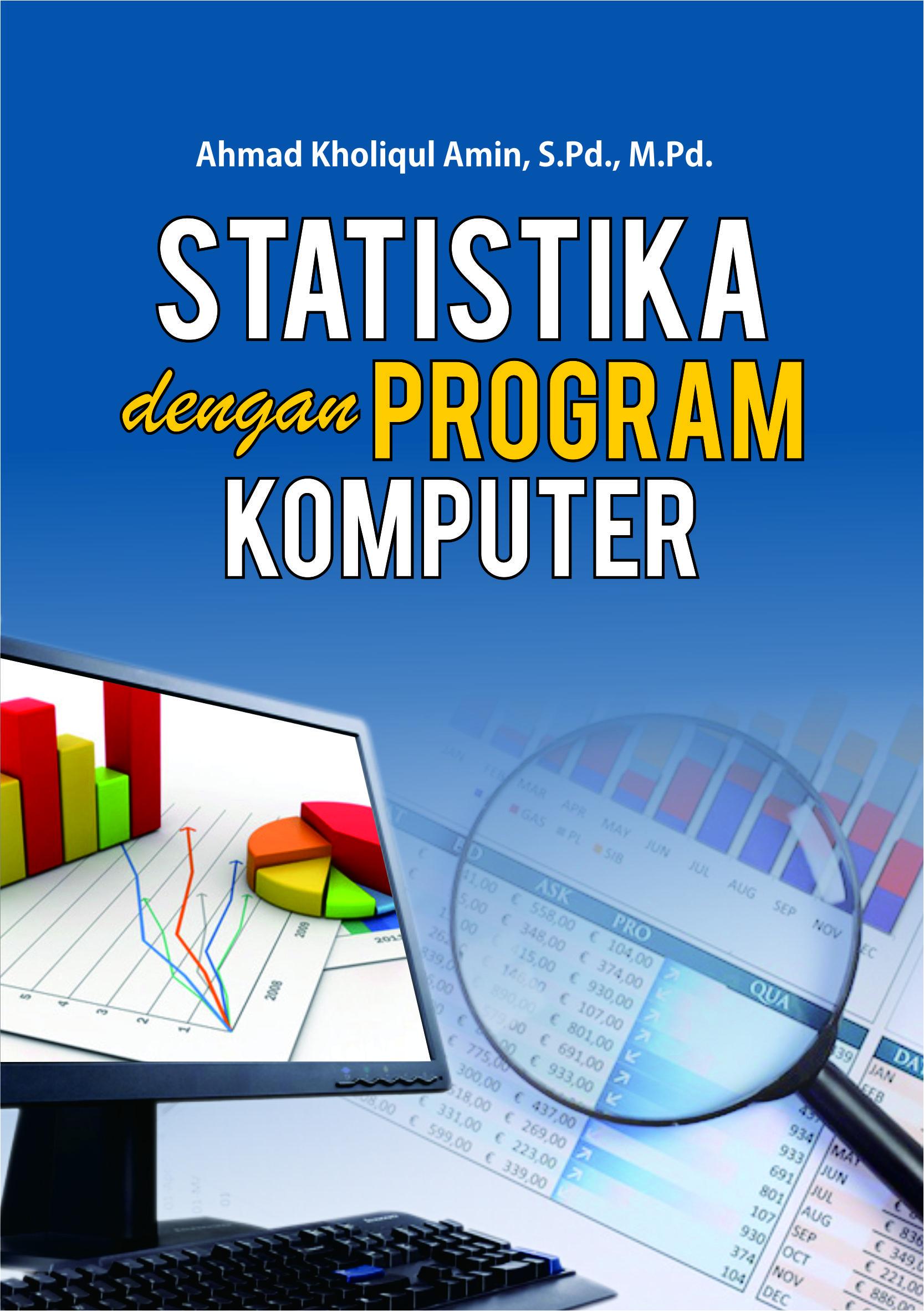 Statistika dengan program komputer [sumber elektronis]