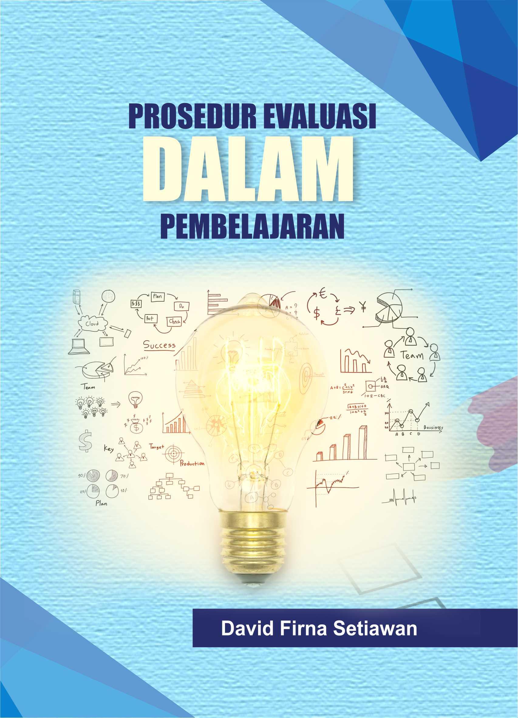 Prosedur evaluasi dalam pembelajaran [sumber elektronis]