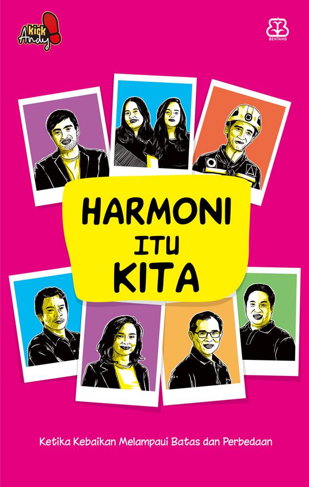 Harmoni itu kita [sumber elektronis]
