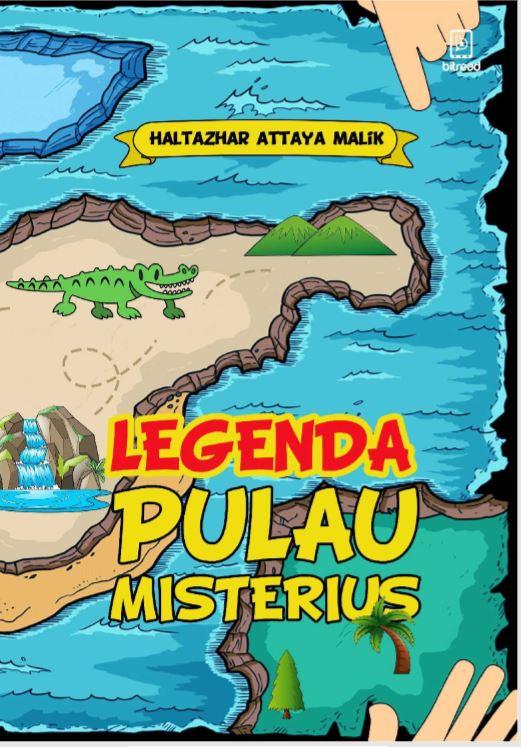 Legenda pulau misterius