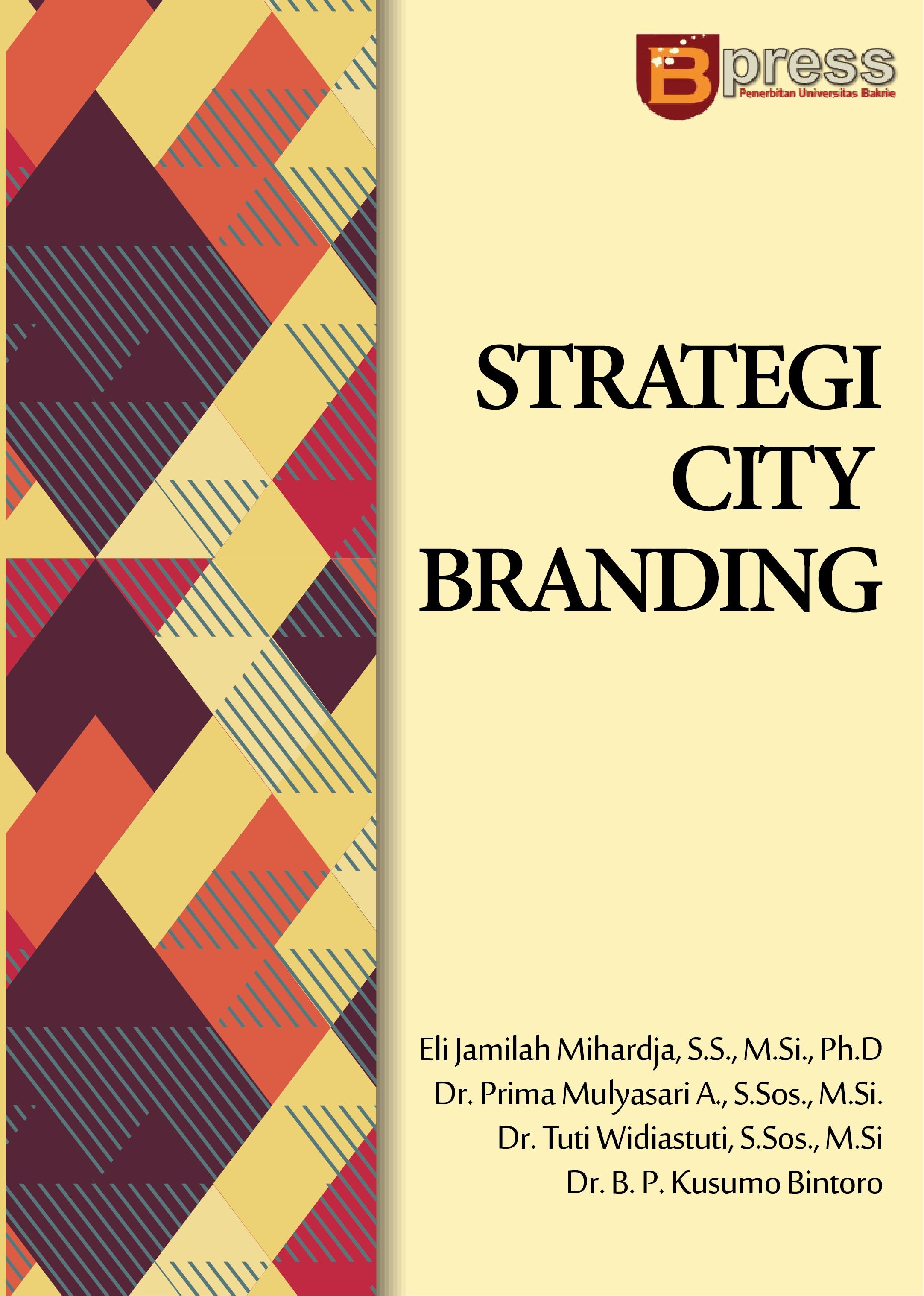 Strategi city branding [sumber elektronis]