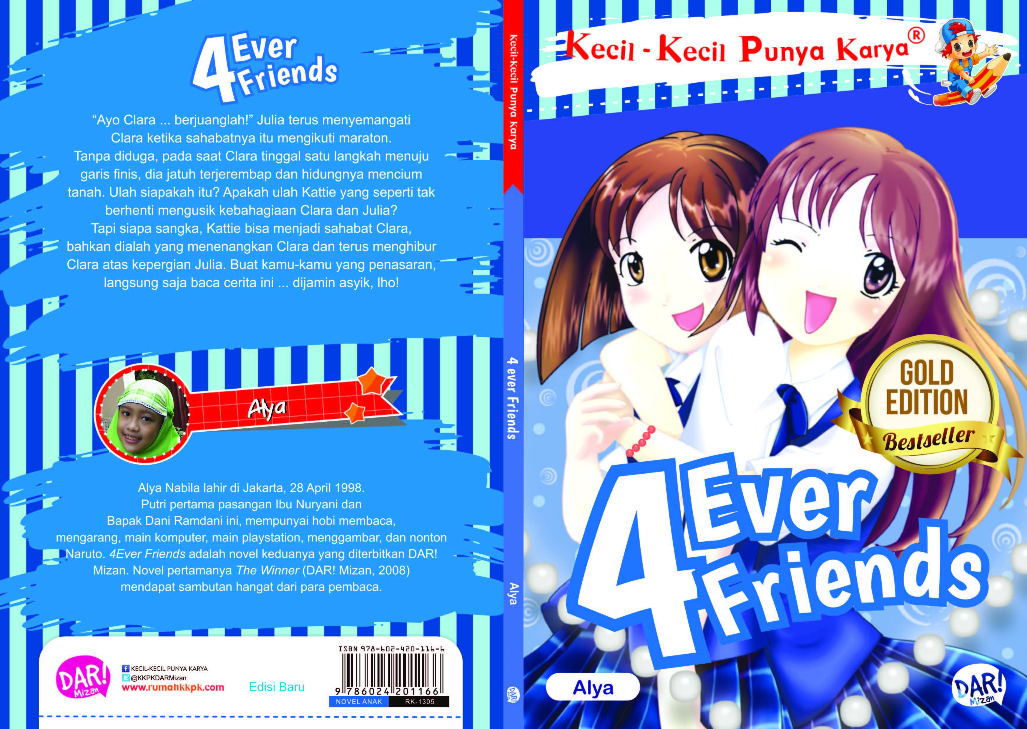 4ever friends [sumber elektronis]