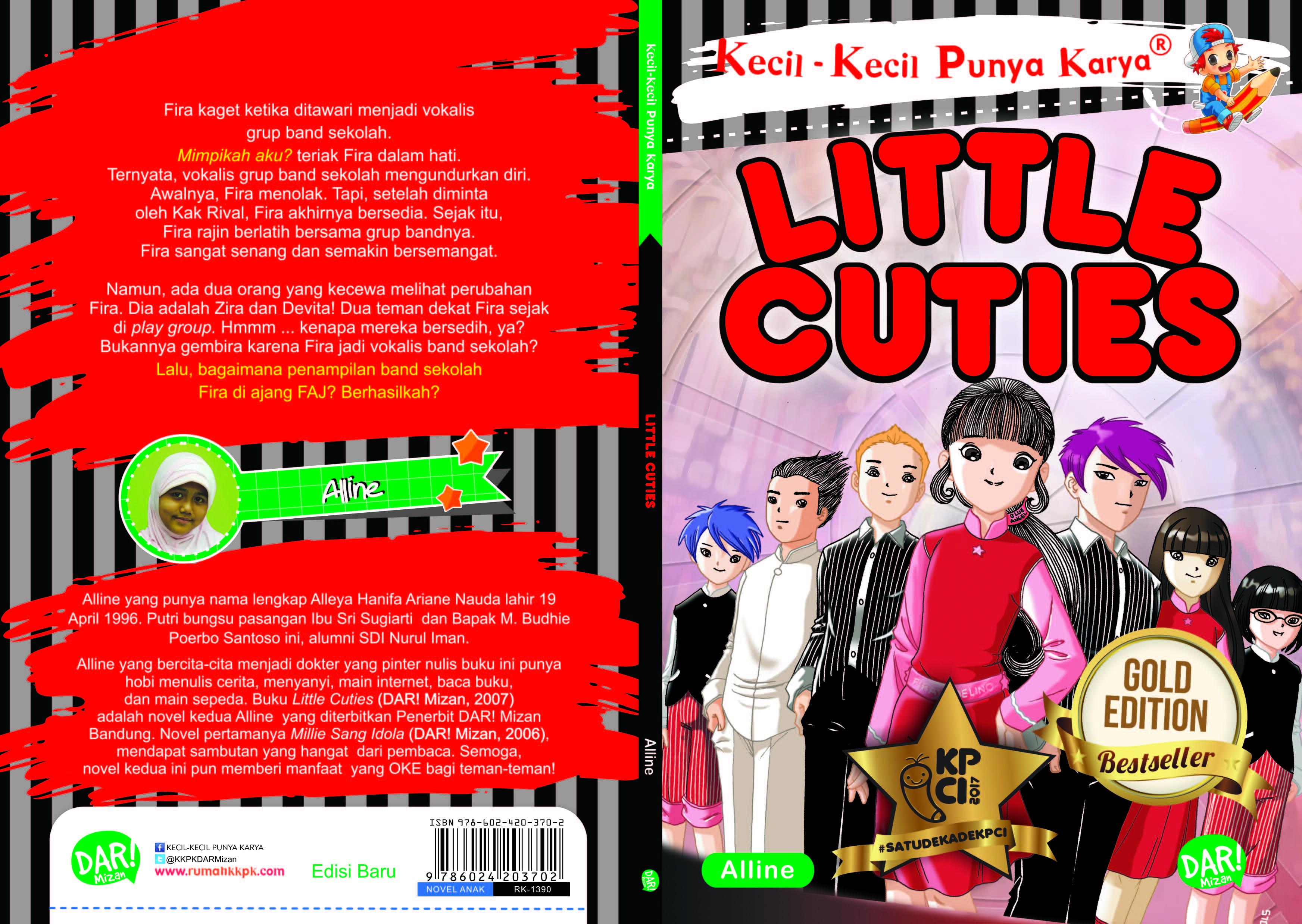 Little cuties [sumber elektronis]