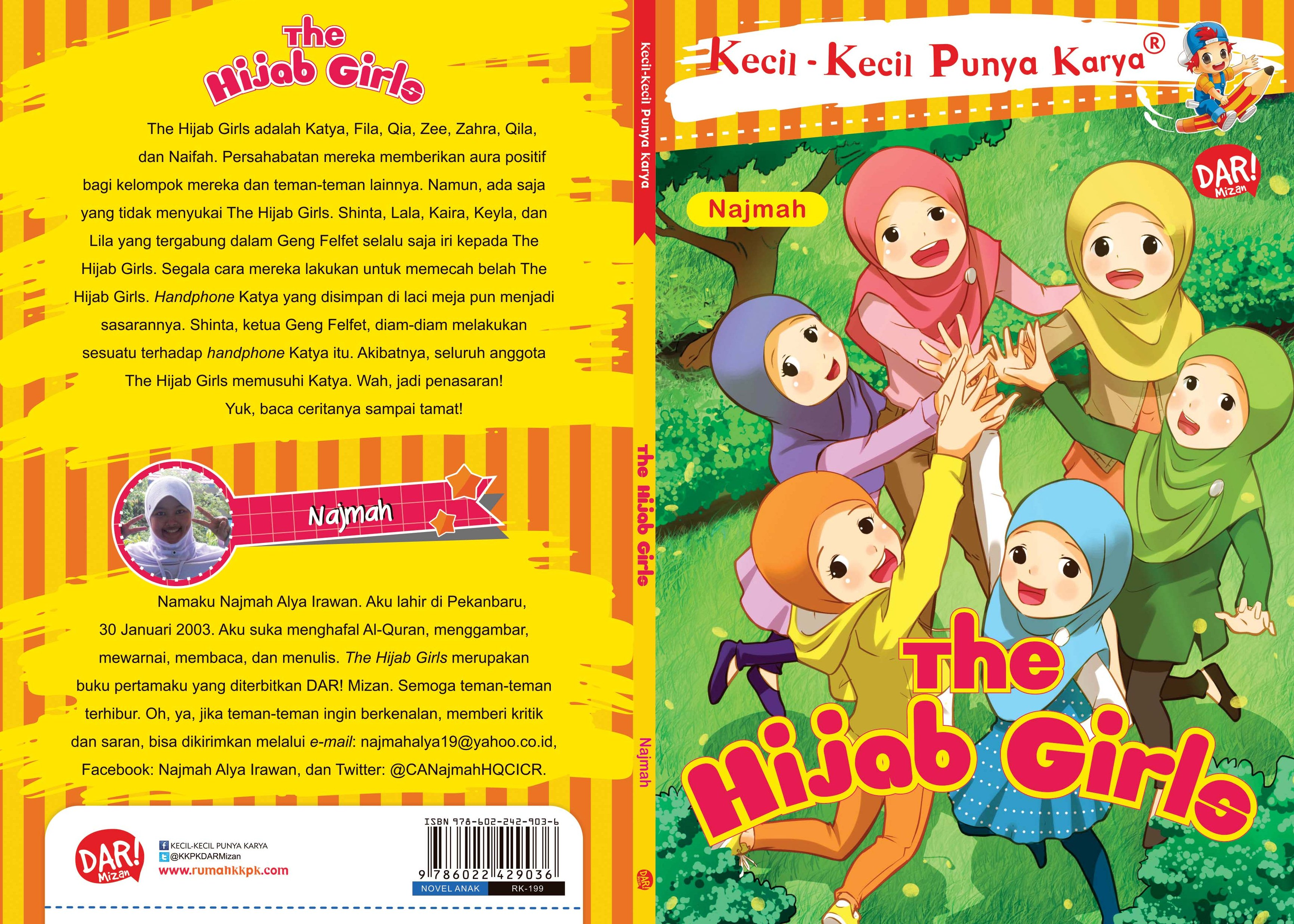 The Hijab girls [sumber elektronis]