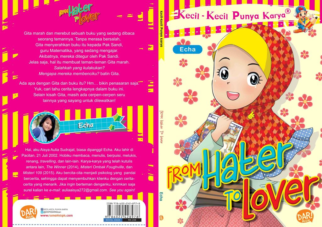 From hater to lover [sumber elektronis]