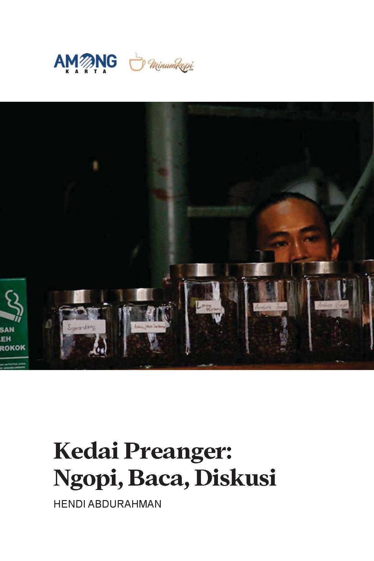 Kedai Preanger [sumber elektronis] : ngopi, baca, diskusi