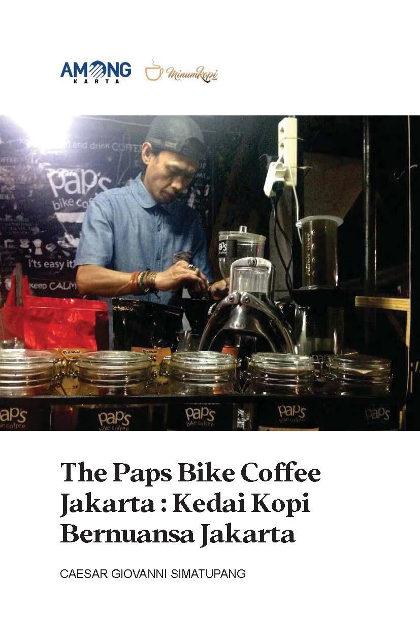 The paps bike coffee Jakarta [sumber elektronis] : kedai kopi bernuansa Jakarta