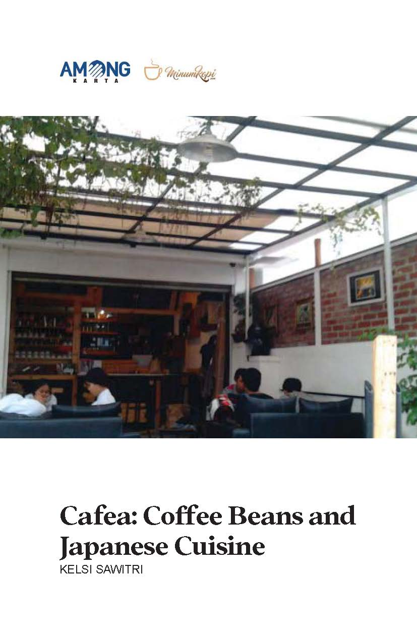 Cafea [sumber elektronis] : coffee beans and japanese cuisine